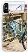 Ill Get My Bike IPhone Case