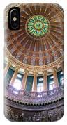 Illinois Capitol Dome IPhone Case