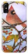 Illinois Cardinals  IPhone Case