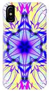 Illuminated Blossom IPhone Case