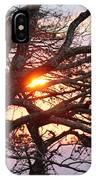 Illuminating Sunset IPhone Case