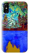 Illusion Of Lake And Forest IPhone Case