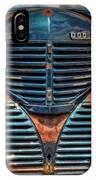 I'm So Blue IPhone Case