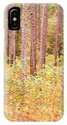 Imaginary Forest IPhone Case