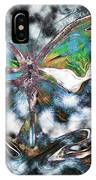 Imagine Number 2 Butterfly Art IPhone Case