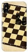Immortal Chess - Anand Vs Topalov 2005 IPhone Case