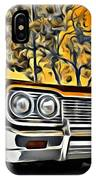 Impala Love IPhone Case