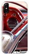 Red Belair With Dice IPhone Case