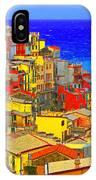 Impressionistic Photo Paint Gs 008 IPhone Case