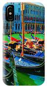 Impressionistic Photo Paint Gs 009 IPhone Case