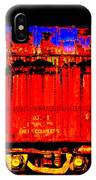 Impressionistic Photo Paint Gs 017 IPhone Case