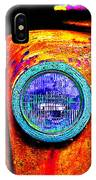 impressionistic photo paint GS 019 IPhone Case
