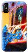 Impressionistic Photo Paint Ls 005 IPhone Case