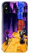 Impressionistic Photo Paint Ls 007 IPhone Case