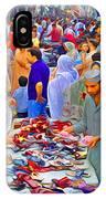 Impressionistic Photo Paint Ls 013 IPhone Case
