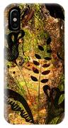 Impressions - Forest - Flowers IPhone Case