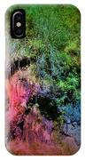 In A Colorful World IPhone Case