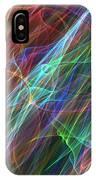 In A Daze IPhone Case