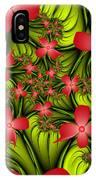 In A Flower Meadow IPhone Case