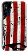 In Love With Her Country IPhone Case