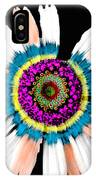 In My Own Little World IPhone Case