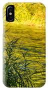 In Praise Of Grass IPhone Case