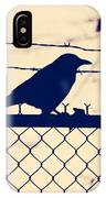 In Search For Worm IPhone Case