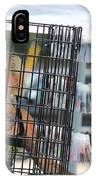 In The Bird Cage IPhone Case