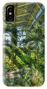 In The Conservatory IPhone Case