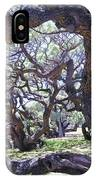 In The Depth Of Enchanting Forest IPhone Case