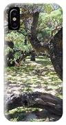 In The Depth Of Enchanting Forest V IPhone Case