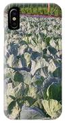 In The Fields IPhone Case