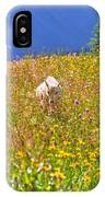 In The Thick Of It All IPhone Case