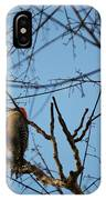 In The Trees IPhone Case