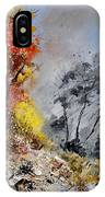 In The Wood 453101 IPhone Case