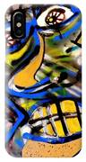 In To The Soul IPhone X Case