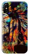 In Trance With Wolf IPhone Case