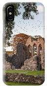 Inch Abbey IPhone Case