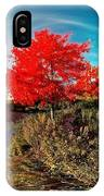 Independence Grove Forest Preserve I IPhone Case