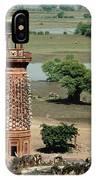 India, Uttar Pradesh, Fatehpur Sikri IPhone X Case