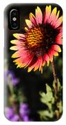 Indian Blanket IPhone X Case