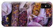 Indian Corn Harvest IPhone Case