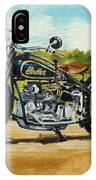 Indian Four 1933 IPhone Case