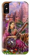Indian Harmony IPhone Case