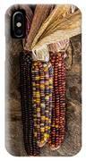 Indian Harvest Corn IPhone Case