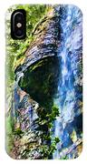 Indian Ladder Falls 2 IPhone Case