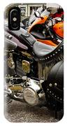 Indian Motorcycle IPhone Case