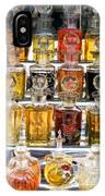 Indian Perfume Bottles IPhone Case