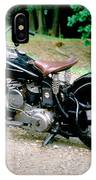 Indian Sport Scout 1941 IPhone Case