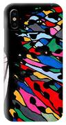 Indian Wave IPhone Case
